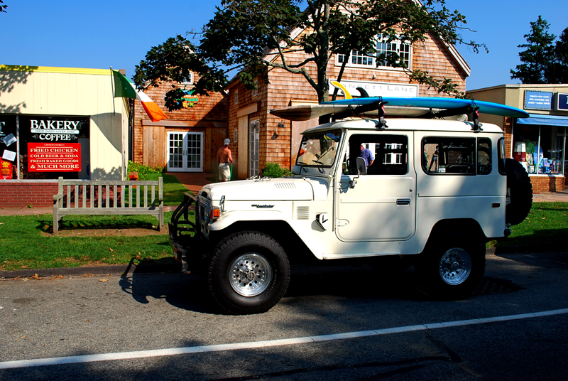 Land Cruiser Montauk 1