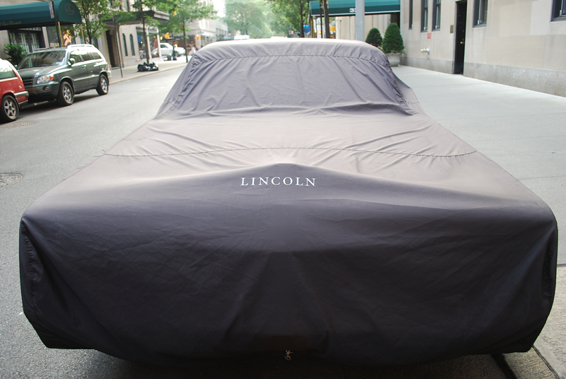 Lincoln covered