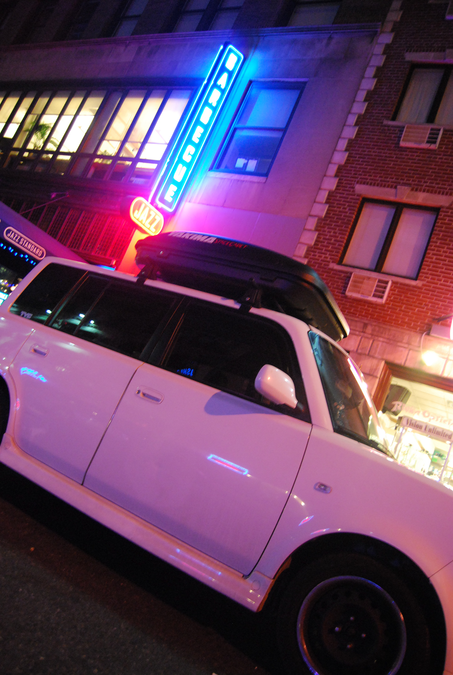 scion xb side