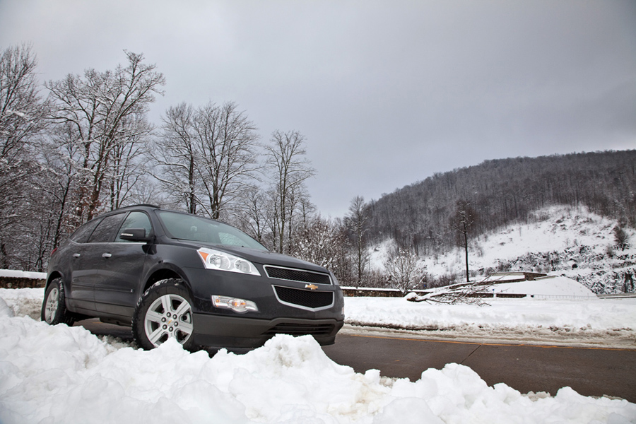 Chevy Traverse - North Carolina
