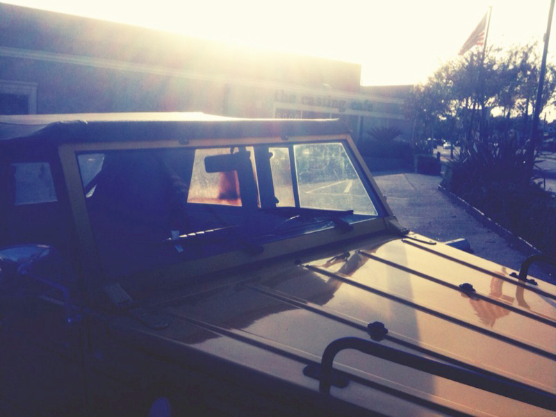 VW Thing - Santa Monica