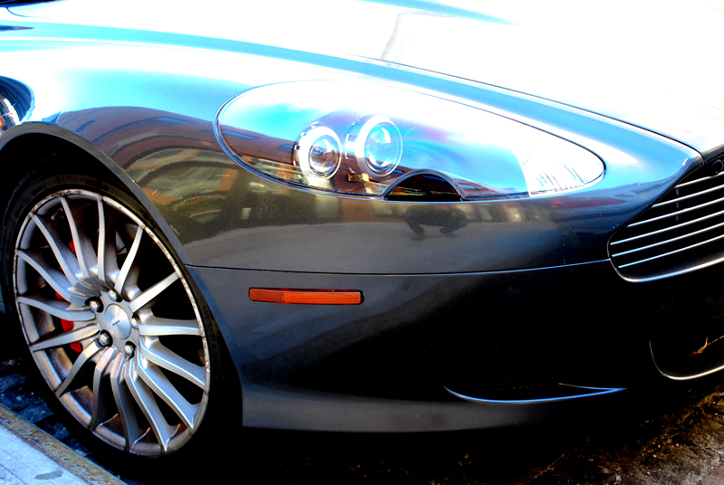 Aston Martin DB9-Little West 12th 2