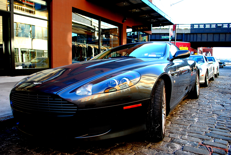 Aston Martin DB9-Little West 12th 3