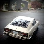 Datsun 240Z - 18th & Johnson, Portland