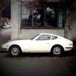 Datsun 240Z - NW 18th & Johnson, Portland (OR)