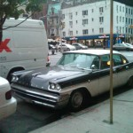 Desoto Fireflite Sedan - 2nd  Ave (Kips Bay)