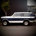 International Harvester Scout II - NW 18th & Johnson, Portland (OR)