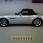 Garage Queens: BMW Z8 - 57th & 11th Avenue, NYC