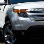 New Product: 2011 Ford Explorer - Herald Square, NYC