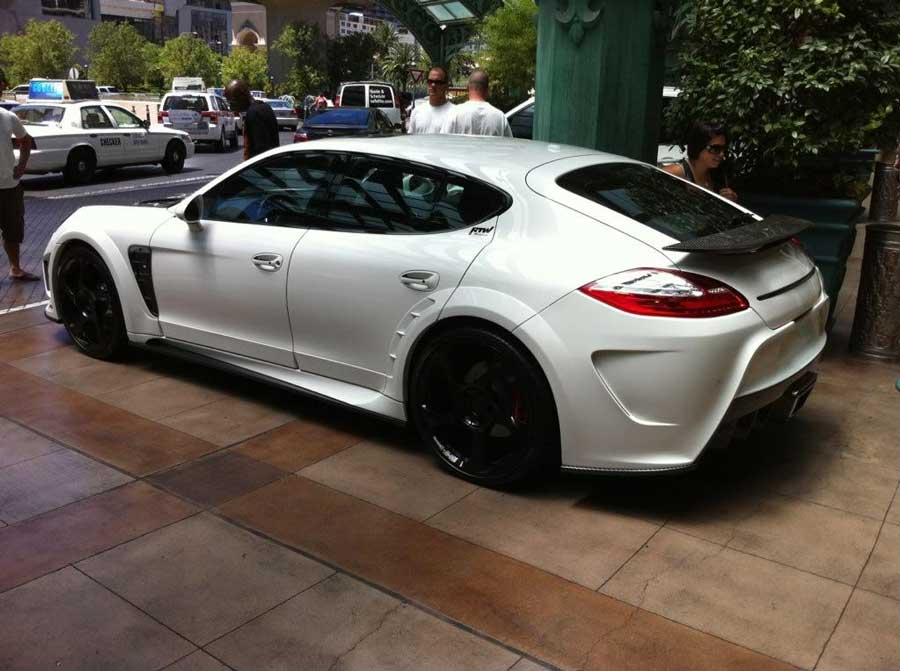 Porsche Las Vegas >> Porsche Panamera Hideous Edition Las Vegas Nv Man On The Move