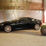 Aston Martin Rapide - West 26th Street, NYC