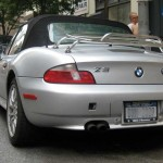 BMW Z3 Roadster - 2nd Ave & 16th Street,  NYC