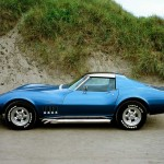 Chevy Corvette: Fort Stevens State Park - Hammond, Oregon