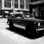 Featured Slideshow - International Harvester Scout - 7th Avenue, NYC