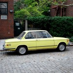 BMW 2002 - Morton Street, NYC