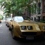 Pontiac Trans Am - East 37th Street, NYC