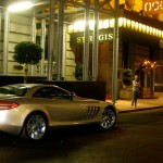 Mercedes McLaren SLR - East 55th Street, NYC