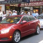 New Product: 2011 Chevy Cruze - East 57th Street, NYC