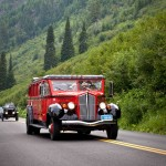 Model T Rally: Going-to-the-Sun Road, Northern Montana