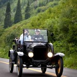 Model T Rally: The Road to the Sun, Northern Montana