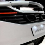 New Product: McLaren MP4-12C Unveiling - Lux Studios, NYC