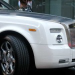 Rolls-Royce Phantom Drophead Coupé - West 55th Street, NYC