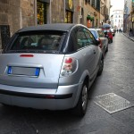 Compacts of All Shapes and Sizes - Various Cities, Italy