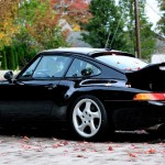 Porsche 911 Carrera 4 - SW 2nd Ave & SW Gibbs St, Portland, OR