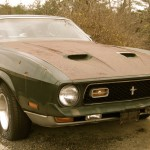 Ford Mustang Mach 1: RT-102 - Lee, Massachusetts