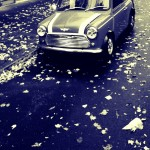 Classic Mini Cooper: NW 19th & Kearney, Portland, OR