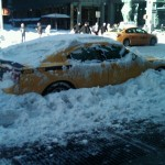 All Snowed In: 2010 Edition - Sixth Avenue, NYC