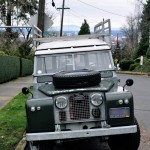Land Rover Station Wagon - NW Westover & NW Arlborough Ave, Portland, OR