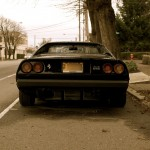 Ferrari 308 GTS: SE 7th & Harrison - Portland OR