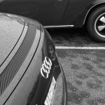 Sports Car Mash Up (Porsche 911 vs Audi R8) - The Jersey Shore
