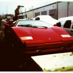 Lamborghini Countach - 45th Ave & 10th St, Queens