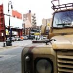 Desert Storm Defender - Great Jones Street, NYC