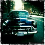 Chevy Bel Air - Horatio Street, NYC