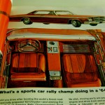 Deep Thoughts: Looking Back on a 1964 Intern'l Auto Show Program