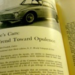 Deep Thoughts: Looking Back on a '64 Intern'l Auto Show Program