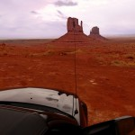 Into the Great Wide Open - The American Southwest (Reflection of Monument Valley)