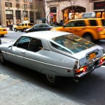 1973 Citroen SM - Fifth Ave., NYC
