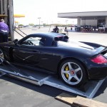 Carrera GT - En route to owner
