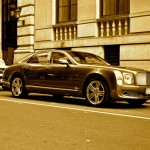 Bentley Mulsanne - West 55th Street, NYC