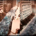Audi Urban Future: New York Project (Mulberry Street)