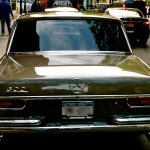 Mercedes 600 SWB Limousine - East 63rd Street, NYC