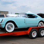 1954 Corvette Corvair: Corvettes @ Bloomington (IL)