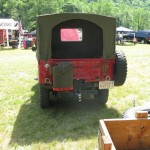 Willys Jeep - Chester, Mass