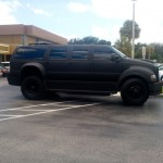 The Armored & Absurd: Ford Excursion - Hollywood, Florida