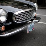 Volvo P1800S - NW 19th and Irving, Portland, OR
