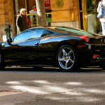 Ferrari 458 Italia - 7th Avenue, NYC